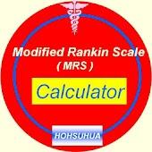 Modified Rankin Stroke scale