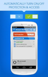 Hotspot Shield Free VPN Proxy Screenshot 12