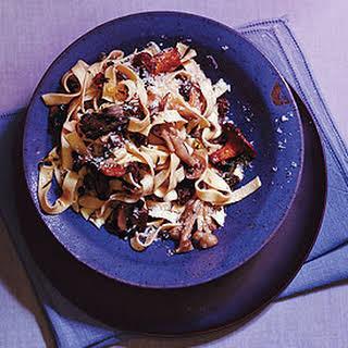 Wild-Mushroom Pasta.