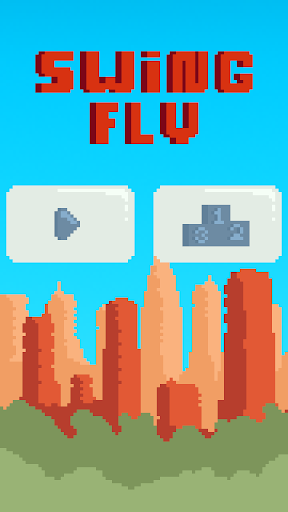 【免費街機App】Swing Fly-APP點子