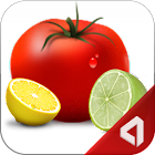 Vegetable Flashcards icon