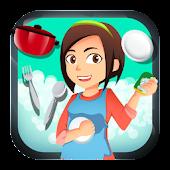 Clean Kitchen Game