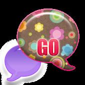GO SMS - Oh So Retro