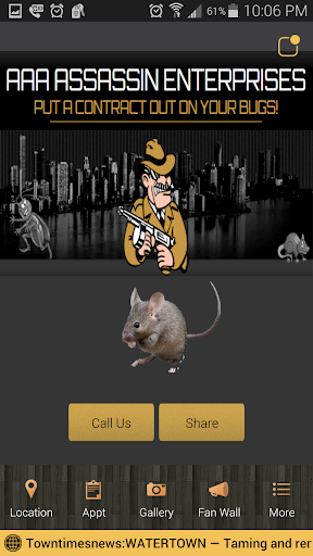 AAA Assassin Pest Control