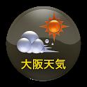 大阪天気 icon