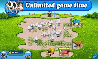 Screenshot of Farm Frenzy