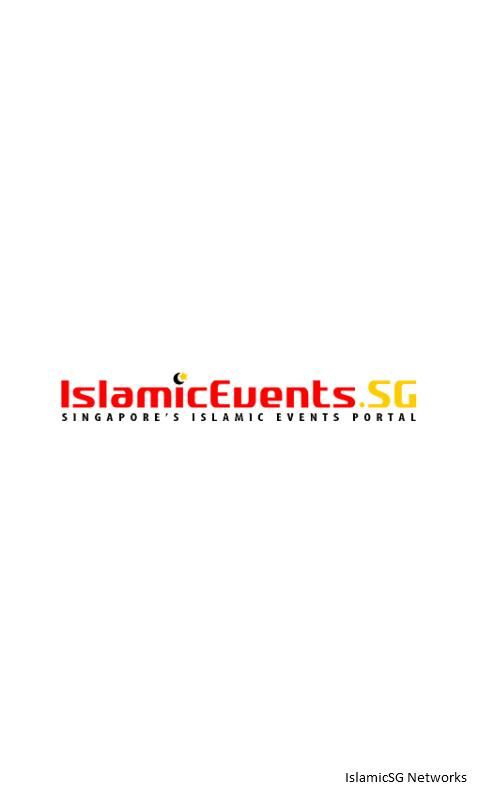 IslamicEvents- screenshot