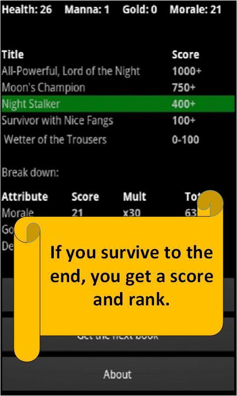 Wizard's Choice Volume 3 - screenshot
