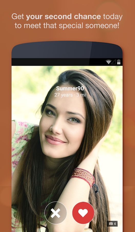 Chat, Flirt & Dating ♥ JAUMO - screenshot