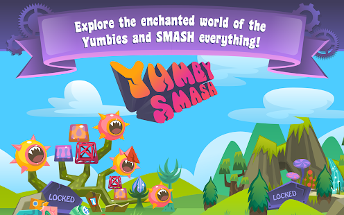 Yumby Smash - screenshot thumbnail