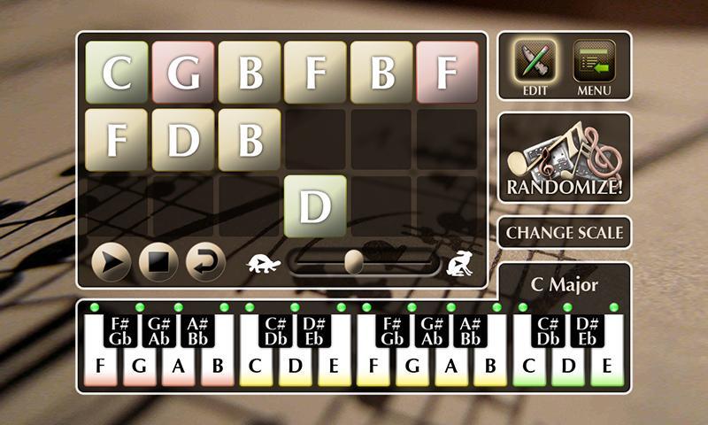 Musician's Little Helper Lite- screenshot