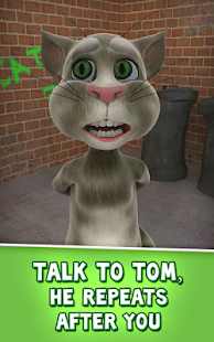 Talking Tom Cat Free - screenshot thumbnail