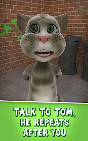 Talking Tom Cat 2.7 screenshot 29999