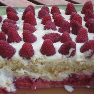 Easy Raspberry Tiramisu Recipe