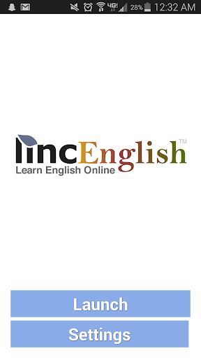 LincEnglish Launch