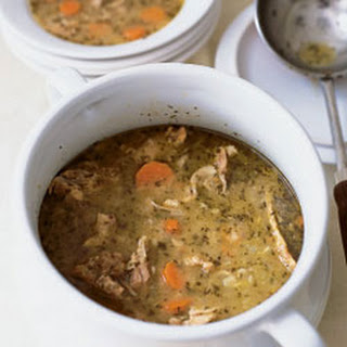 Turkey Soup Recipes.