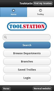 Toolstation Mobile screenshot 0