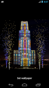 Cathedral Lights LiveWallpaper - screenshot thumbnail