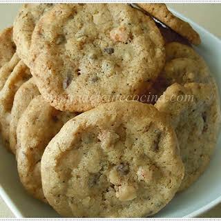 Chocolate Cloud Cookies.