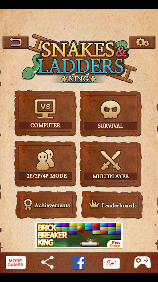 Snakes-Ladders-King 23