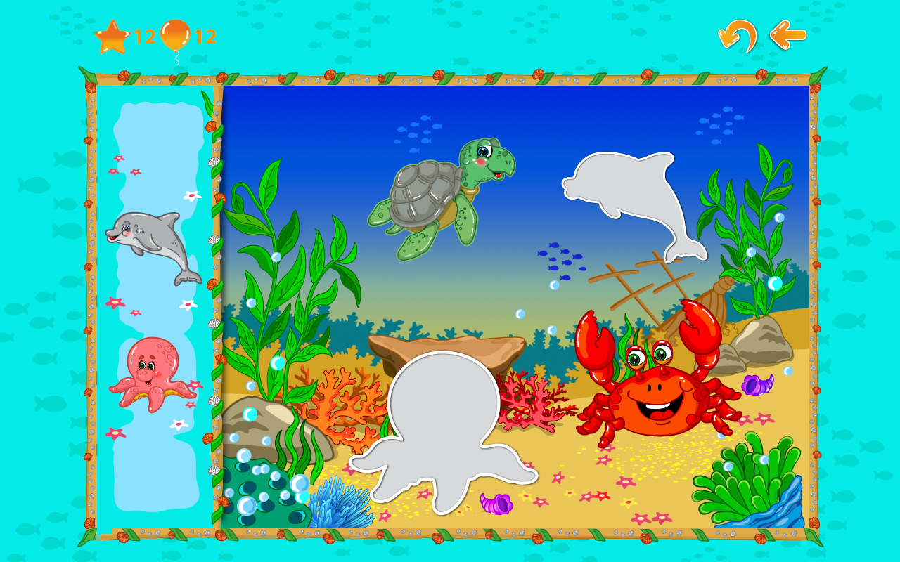 Animal puzzles for toddlers 1+ screenshot #7