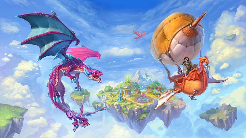 android Dragons World Screenshot 0