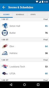 NCAA DI Women's Basketball - screenshot thumbnail