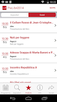 Screenshot of Più libri più liberi 2014