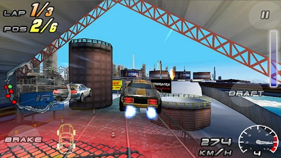 Raging Thunder 2 HD- screenshot thumbnail
