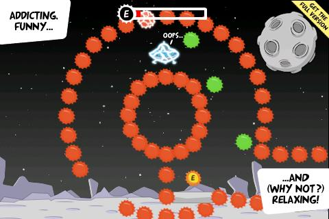 Stunt Alien Lite - screenshot