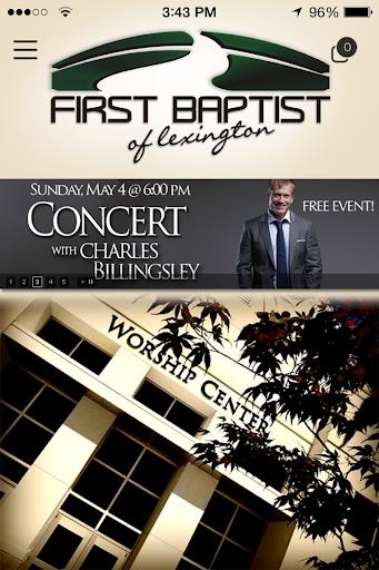 First Baptist of Lexington