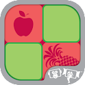Fruits Match: Memory Game icon