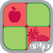 Fruits Match: Memory Game