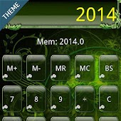 SCalc theme Nature v2