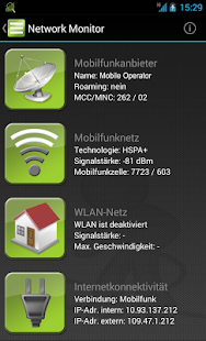NuPEx – Network Monitor – Miniaturansicht des Screenshots