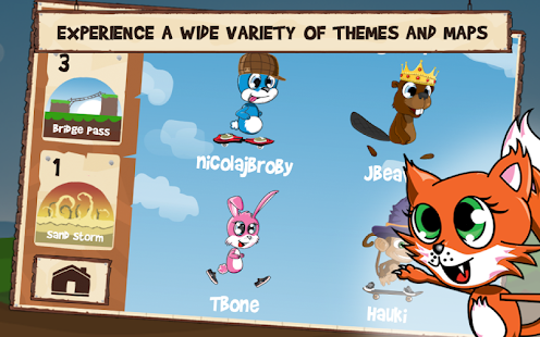 [Fun Run - Multiplayer Race] Screenshot 3