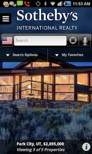 Sotheby's International Realty- screenshot thumbnail