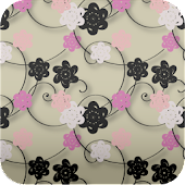 flowers pattern wallpaper100