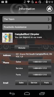 Campbellford Chrysler- screenshot thumbnail