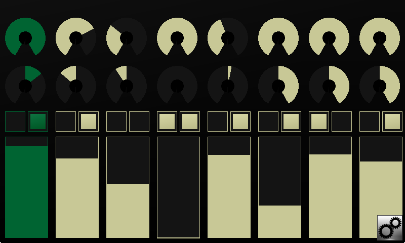 OSCPad- screenshot