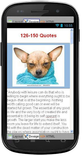 【免費社交App】Best Encouragement Quotes-APP點子
