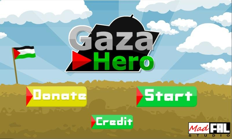 Gaza Hero- screenshot