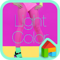 Light Color dodol theme icon