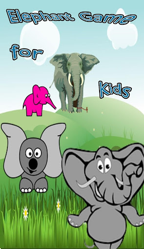 Elephant Game for Kids