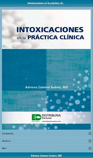 【免費醫療App】Intoxicaciones práct. clínica-APP點子
