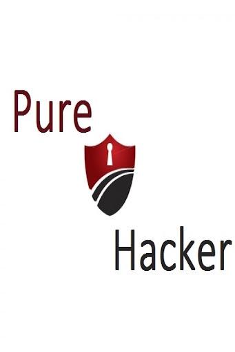 Pure Hacker