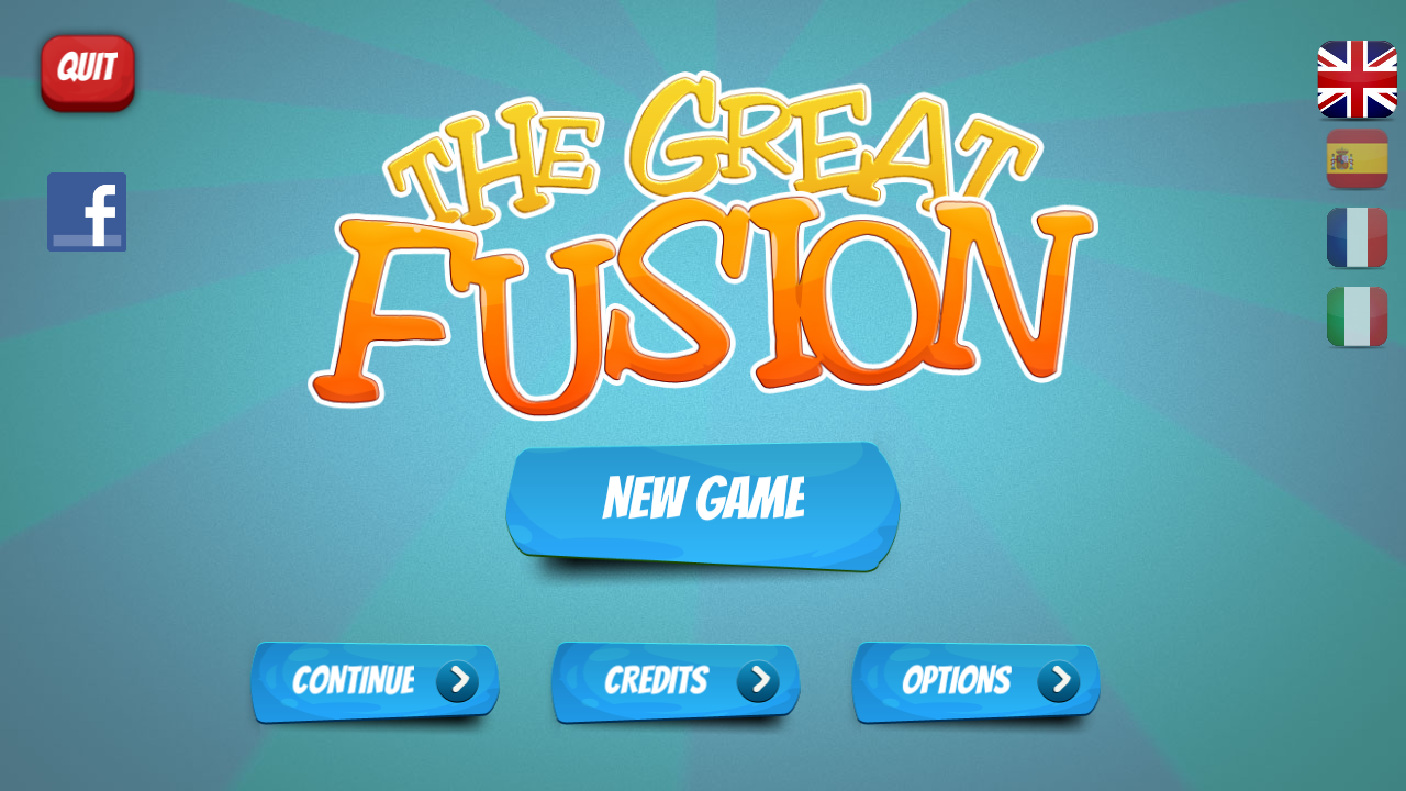 The Great Fusion - screenshot