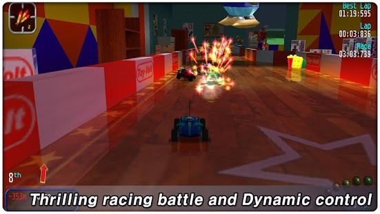 RE-VOLT Classic - 3D Racing Screenshot 22