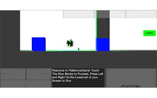 Screenshot of Generic Platformer