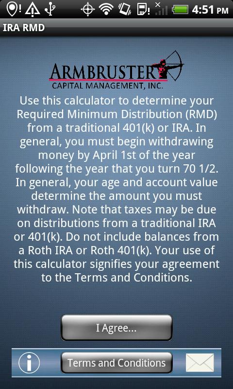 IRA RMD- screenshot